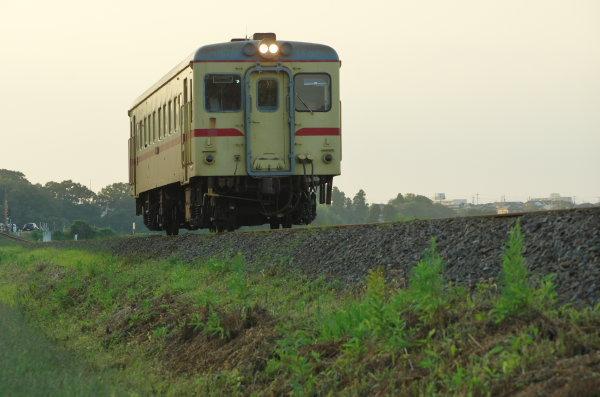 ひたちなか海浜鉄道キハ2004