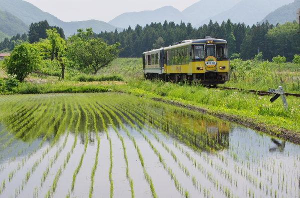 会津鉄道〜お座敷車AT-103