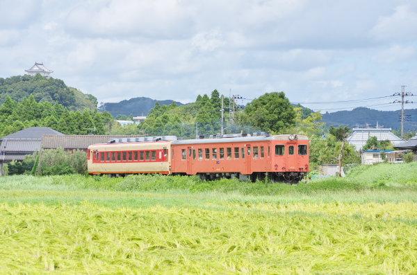 稲穂〜いすみ鉄道