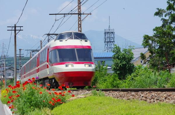 長野電鉄特急