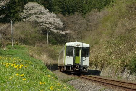 気ままに!: 磐越東線とほほ旅